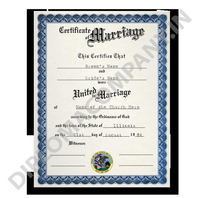 Clipart marriage certificate form transparent library Fake Marriage Certificate transparent library
