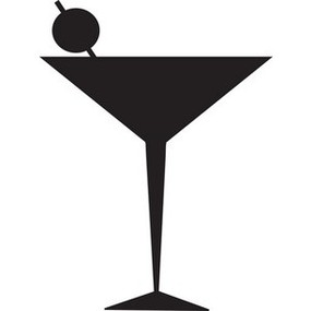 Free clipart cocktail glass