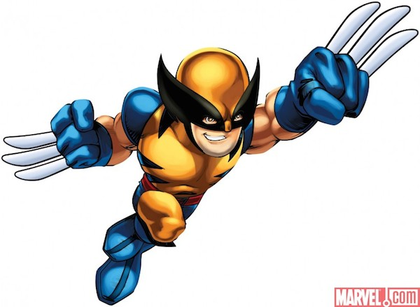 Clipart marvel graphic royalty free stock Marvel wolverine clipart - ClipartFest graphic royalty free stock