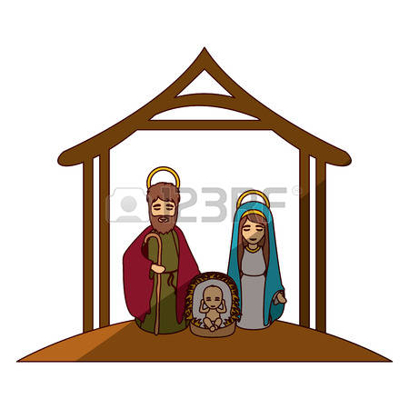 Clipart mary and jesus banner transparent stock 245 Annunciation Stock Vector Illustration And Royalty Free ... banner transparent stock