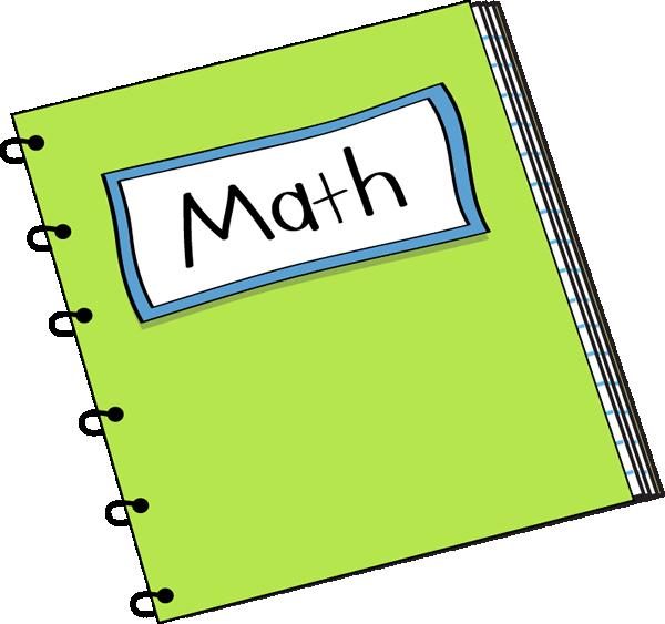 Clipart math images svg free Math Notebook Clip Art - Math Notebook Vector Image | First Then ... svg free