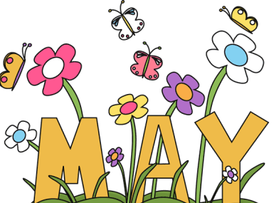 Clipart may calendar picture free May calendar clipart - ClipartFest picture free