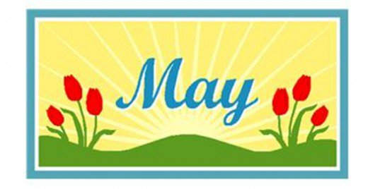Clipart may calendar library May pictures clip art - ClipartFox library