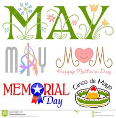 Clipart may calendar clip free library May Month Clip Art | May | Pinterest | The o'jays, Memorial day ... clip free library