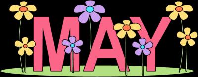 Clipart may calendar clip freeuse download May calendar clipart - ClipartFest clip freeuse download