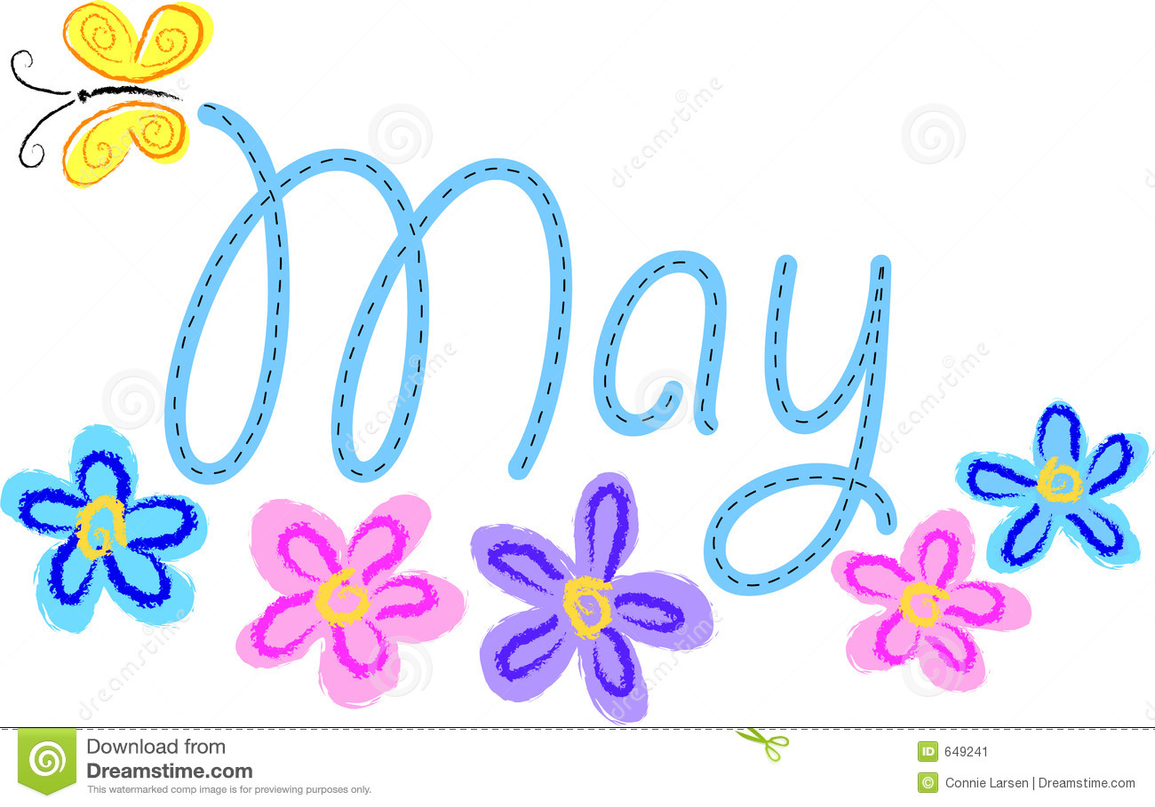 Clipart may calendar picture freeuse May Calendar Clipart - Clipart Kid picture freeuse