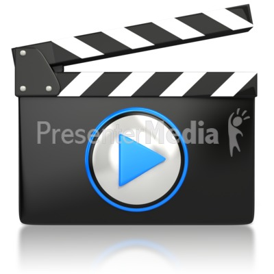 Clipart media transparent library Movie Video Media Icon - Science and Technology - Great Clipart ... transparent library