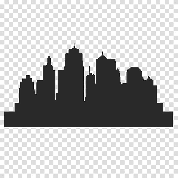 Clipart media llc png black and white download Black city , Kansas City Absolute Title LLC Modern Icon Media The ... png black and white download