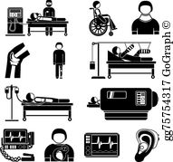 Clipart medical devices clipart freeuse Medical Equipment Clip Art - Royalty Free - GoGraph clipart freeuse