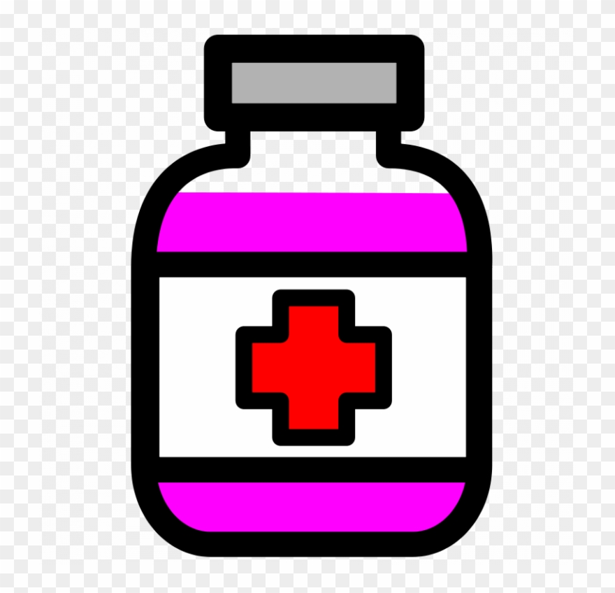 Clipart medicatiopn graphic library stock Free Medication Bottle Real And Vector Graphics - Clip Art Of ... graphic library stock