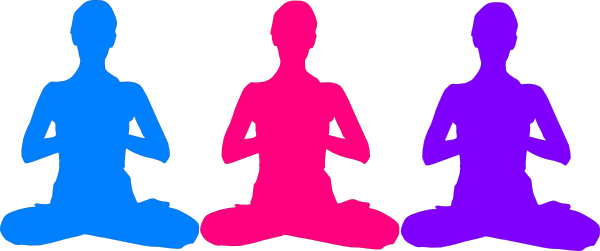 Clipart meditate graphic transparent Free Clip Art Meditation Poses   Meditation clip art - vector clip ... graphic transparent