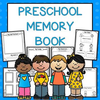 Clipart memory book preschool monthly black and white clip free download Preschool Memory Book Worksheets & Teaching Resources | TpT clip free download