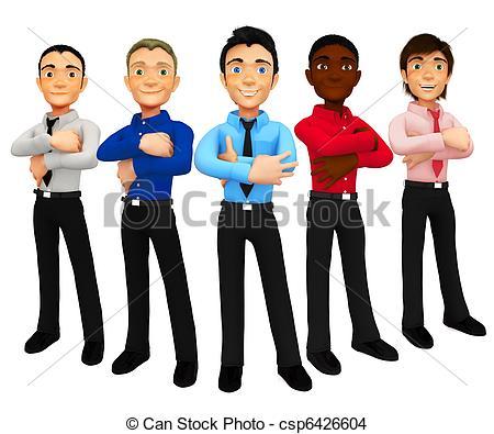 Group of men clipart vector 95+ Men Clipart | ClipartLook vector