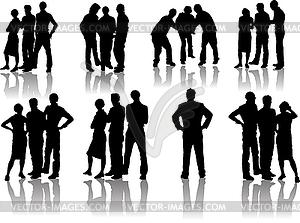 Clipart menschen bei der arbeit clip art black and white stock Clipart menschen bei der arbeit - ClipartFest clip art black and white stock