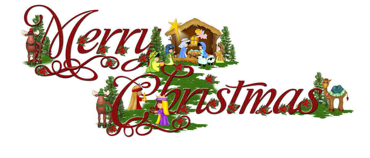 Clipart merry christmas banner Merry Christmas Transparent PNG Pictures - Free Icons and PNG ... banner