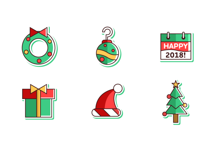 Clipart merry christmas and happy new year 2018 svg transparent Merry Christmas And Happy New Year Clipart | Free download best ... svg transparent