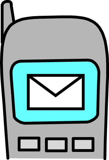 Clipart message clip library Text Message Clipart - Clipart Kid clip library