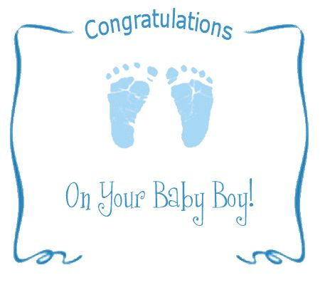 Clipart message boy svg transparent library Message for Newborn Baby Boy | Thread: Congratulations Rahen for a ... svg transparent library