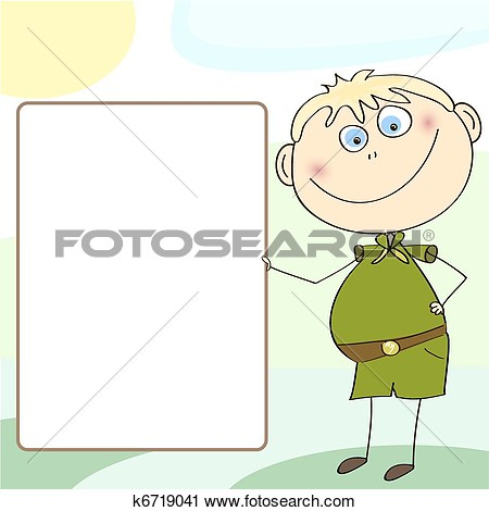 Clipart message boy vector transparent download Clipart message boy - ClipartFest vector transparent download