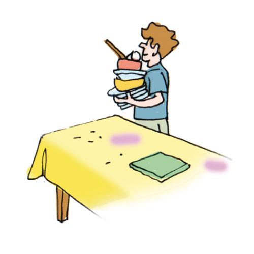 Clipart mettre la table picture free stock Mettre la table clipart 3 » Clipart Station picture free stock