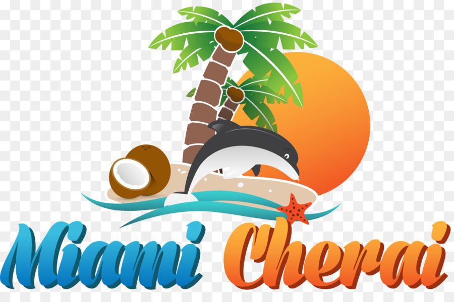 Clipart miami beach clipart transparent download Palm Tree Background clipart transparent download