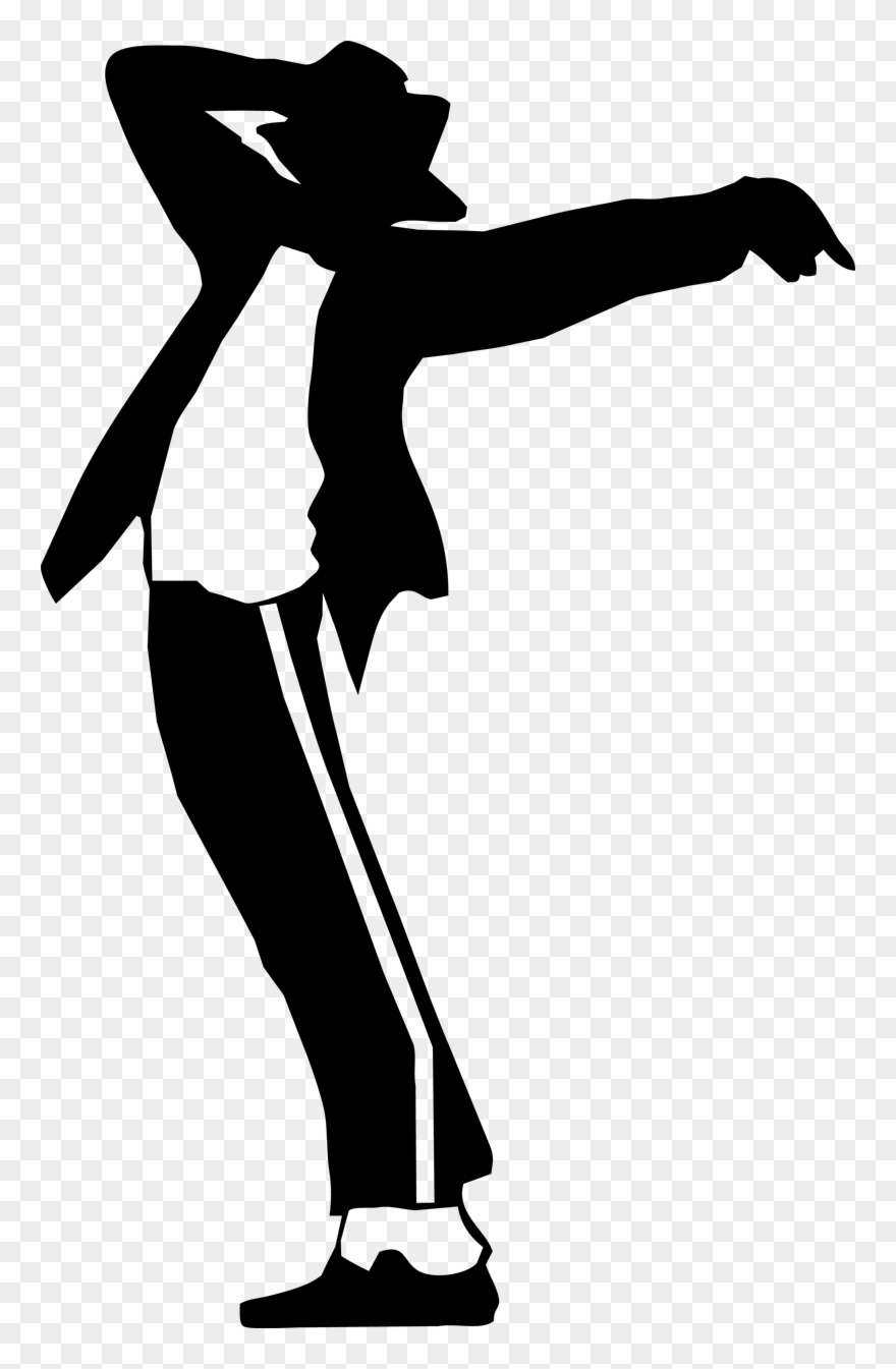 Clipart michael jackson picture royalty free library Jacket Clipart Michael Jackson - Michael Jackson Dance Silhouette ... picture royalty free library
