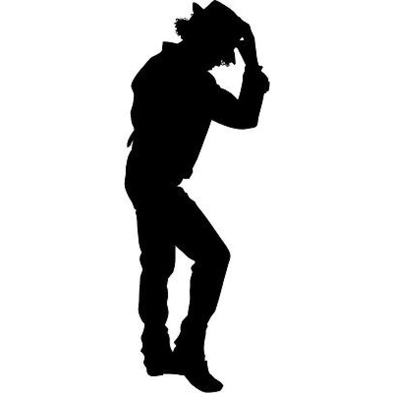 Michael Jackson Clipart   Free download best Michael Jackson Clipart ... vector freeuse