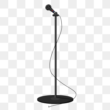Clipart microphone stand svg free Microphone Stand Png & Free Microphone Stand.png Transparent Images ... svg free