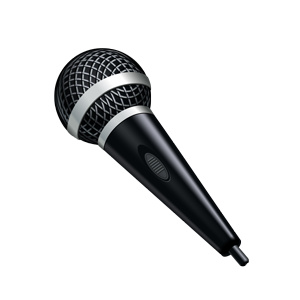 Clipart mircophone image black and white library Free Microphone Cliparts, Download Free Clip Art, Free Clip Art on ... image black and white library