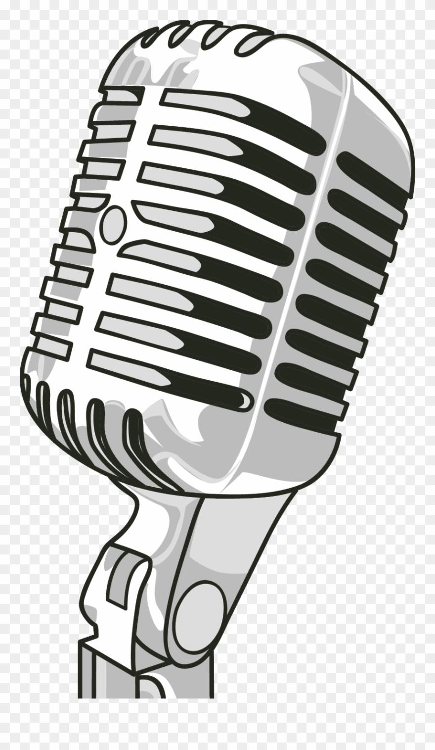 Microhpne clipart transparent download Radio Microphone Clip Art - Poster Background Splash Of Color ... transparent download