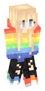 Clipart minecraft leopard girl with rainbow hair skins graphic download 14 Best Minecraft Skins Animals Images | #313031 - PNG Images - PNGio graphic download
