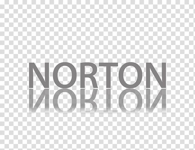 Clipart mirror effect clip Krzp Dock Icons v , NORTON, Norton text with mirror effect ... clip