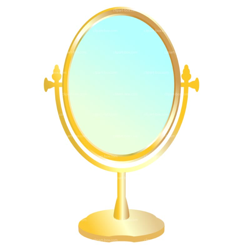 Clipart mirror effect clipart transparent library Mirror Cliparts - Cliparts Zone clipart transparent library