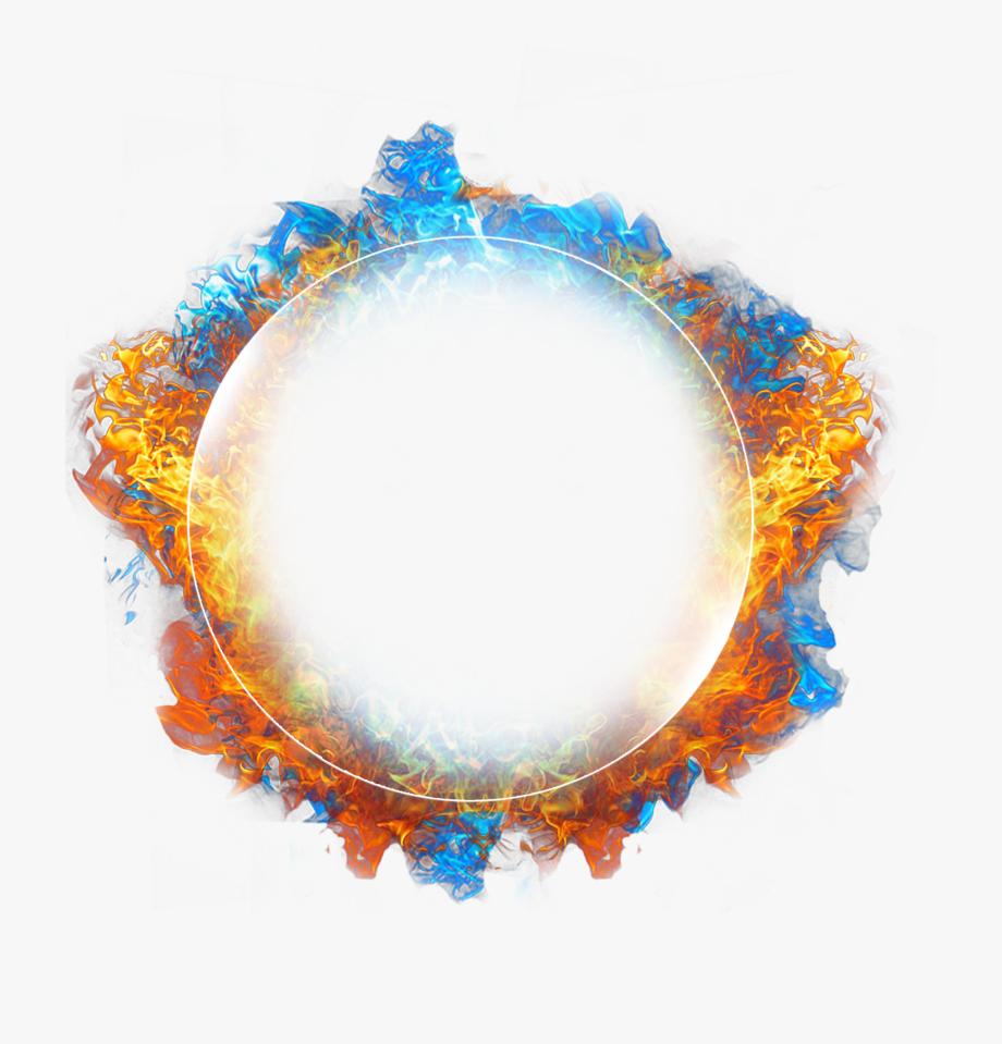 Smoke circle clipart clip crystalball #frame #mirror #magic #smoke #freetoedit - Fire Circle ... clip