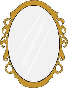 Clipart mirror effect graphic freeuse stock Free Mirror Cliparts, Download Free Clip Art, Free Clip Art on ... graphic freeuse stock