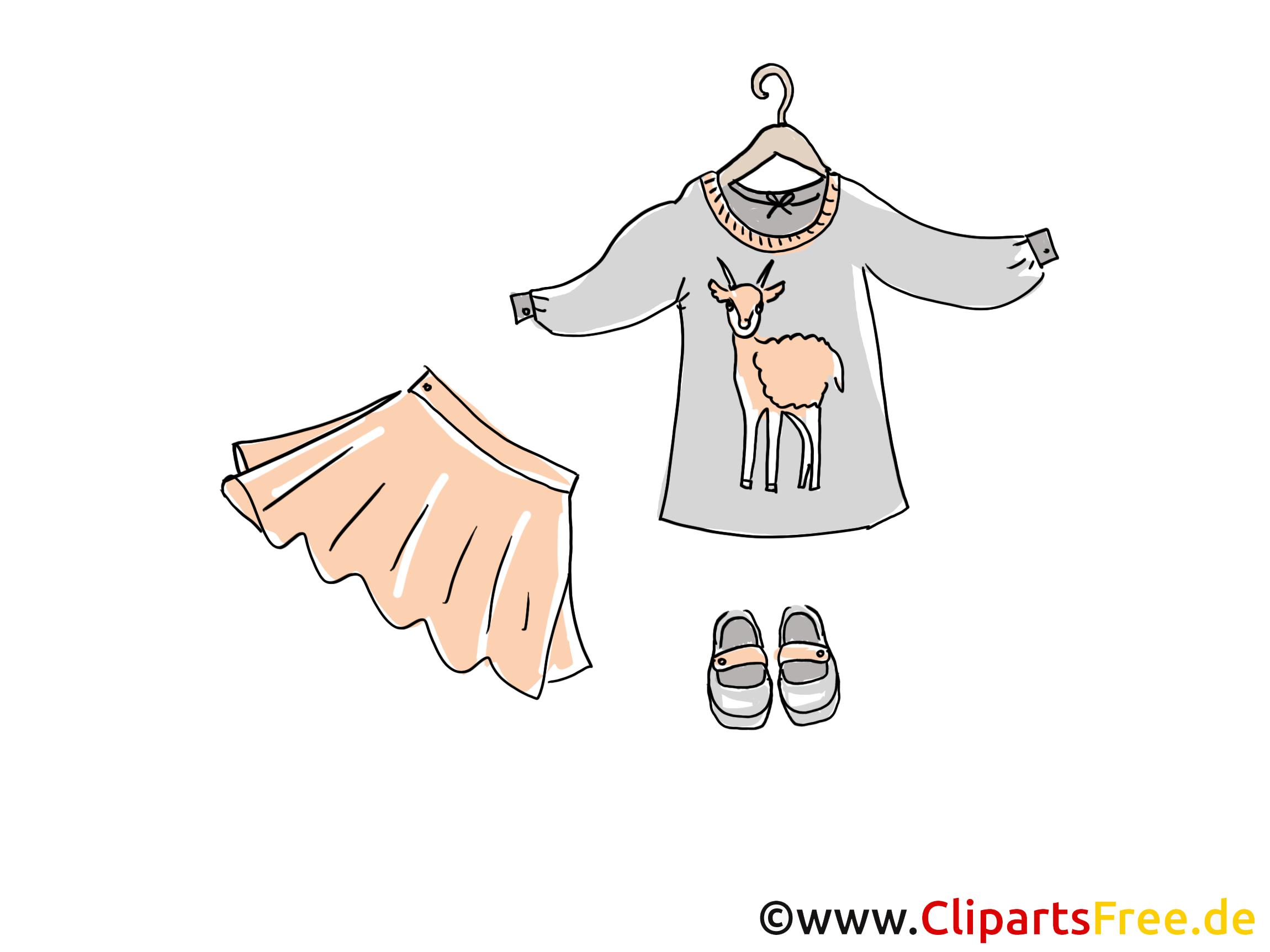 Clipart mode gratuit clip art freeuse Enfants vêtements clip art image gratuite - Mode dessin, picture ... clip art freeuse