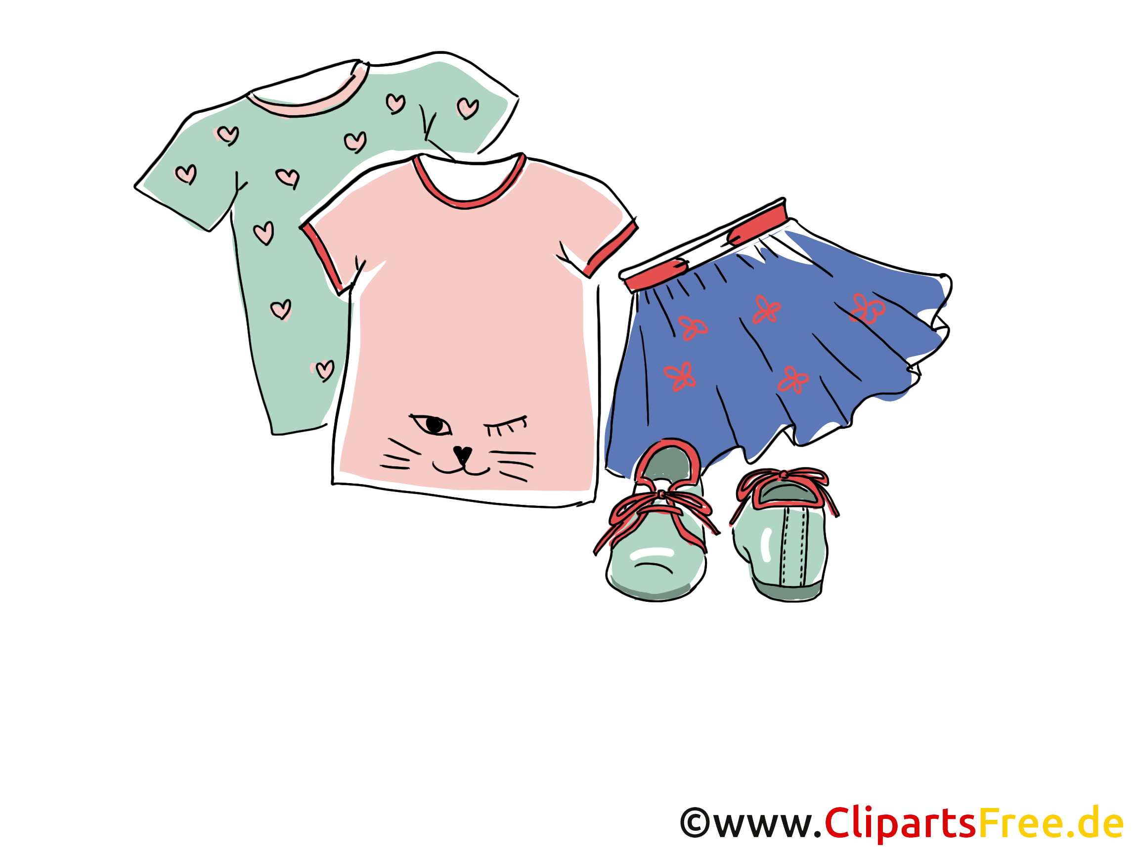 Clipart mode gratuit freeuse download Vêtements petit fille clipart gratuit images - Mode dessin ... freeuse download