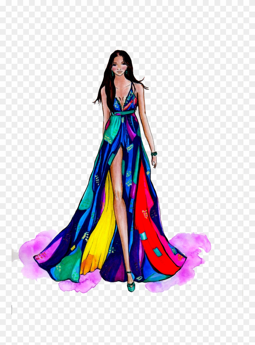 Clipart model images picture free download Download Fashion Model Transparent Png Free Transparent Clipart ... picture free download