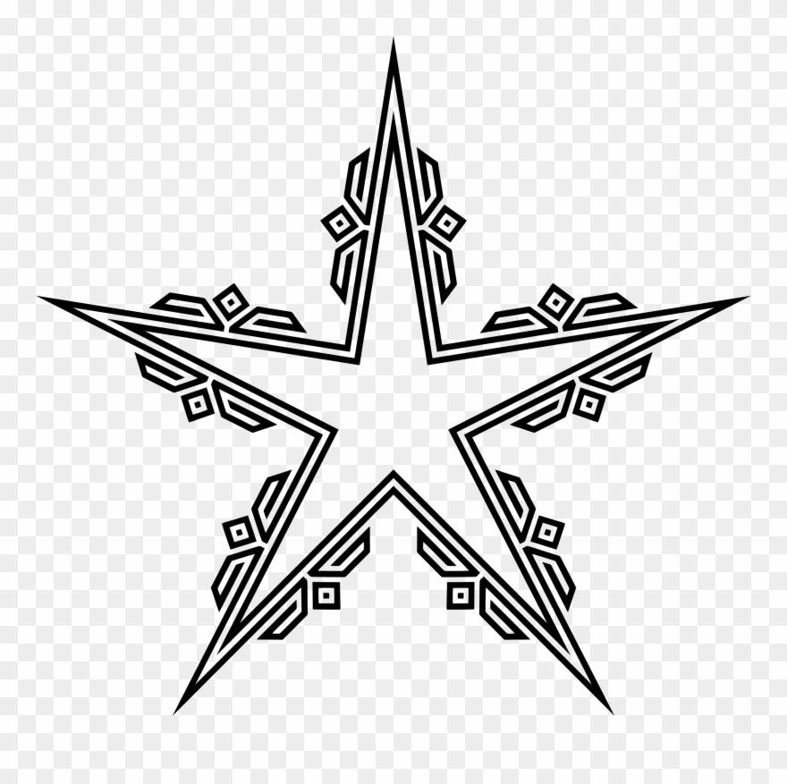 Clipart modern design banner free Big Image - Modern Star Logo Design Clipart (#2118750) - PinClipart banner free