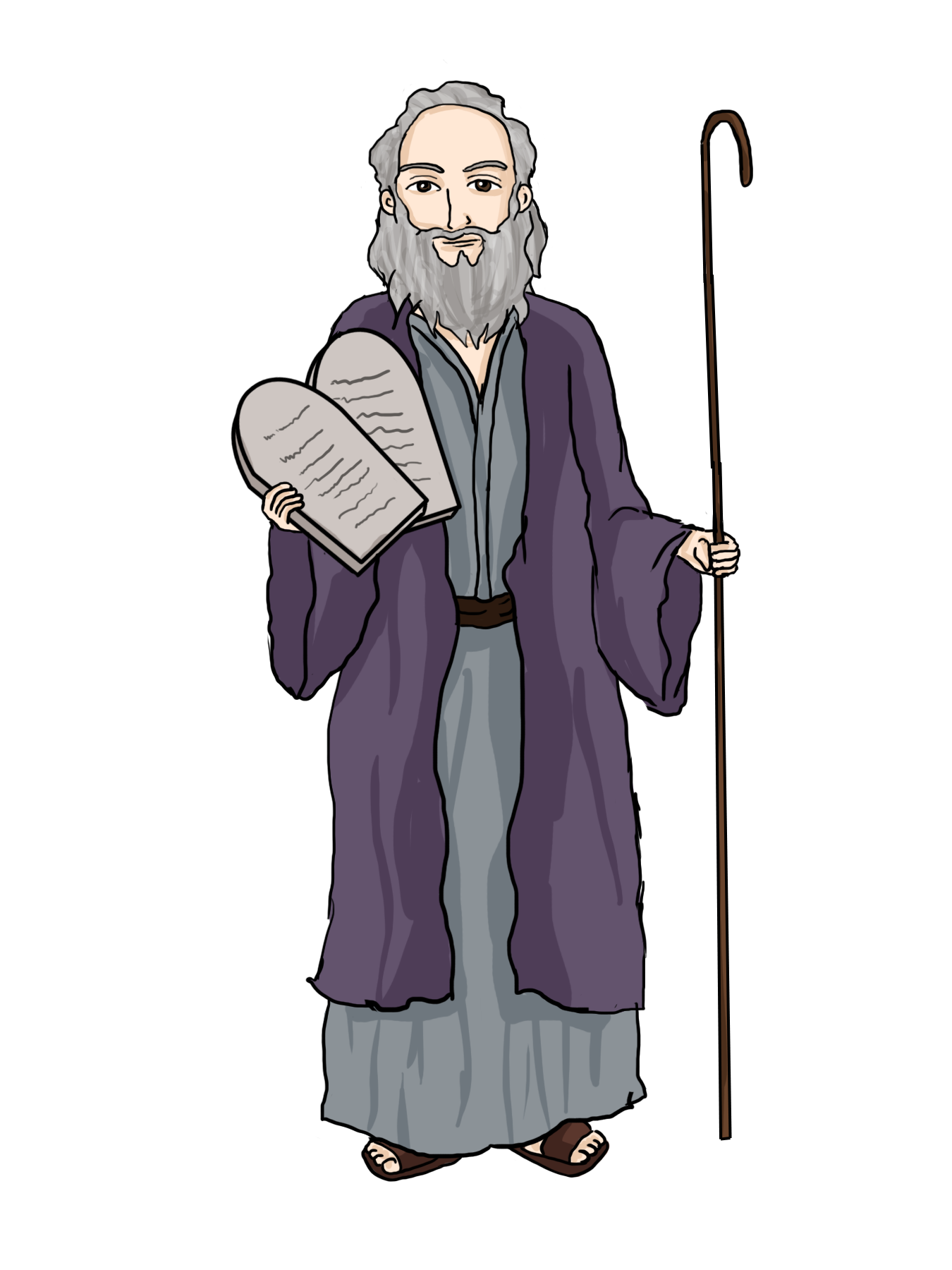 Moshe clipart graphic library download Free Moses Cliparts, Download Free Clip Art, Free Clip Art on ... graphic library download
