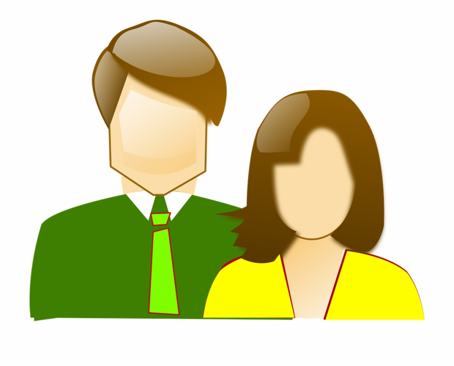 Clipart of mom and dad clipart library stock Couple Two Parents - Clipart Mom And Dad Free PNG Images & Clipart ... clipart library stock