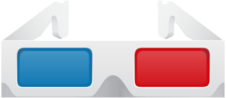 Star glasses clipart clipart black and white stock Cinema 3D Glasses PNG Clip Art - Best WEB Clipart clipart black and white stock