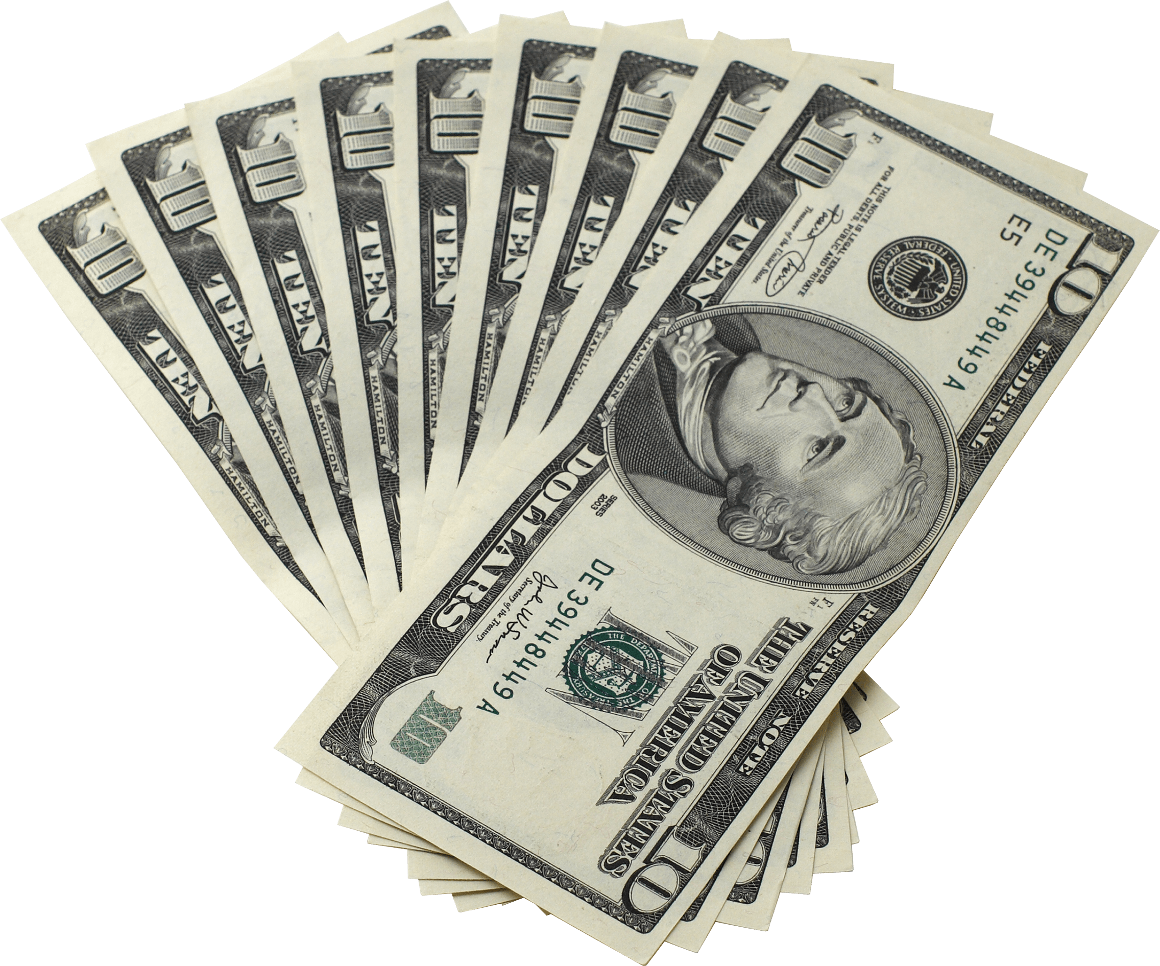 Clipart of money bills transparent stock Money transparent PNG images - StickPNG transparent stock