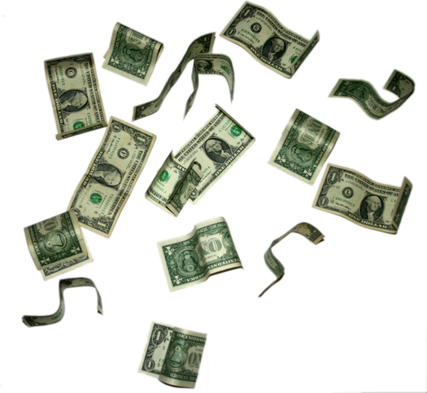 Free clipart money dollar bills picture library Money Bills PNG Transparent Money Bills.PNG Images. | PlusPNG picture library