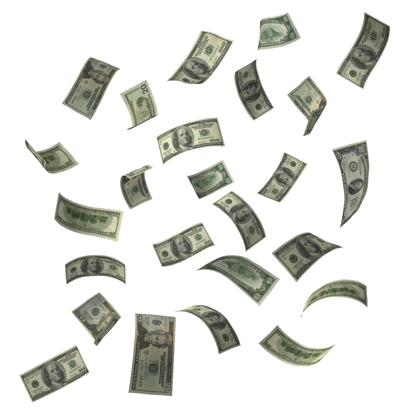 Money clipart flying stock PNG HD Money Transparent HD Money.PNG Images. | PlusPNG stock