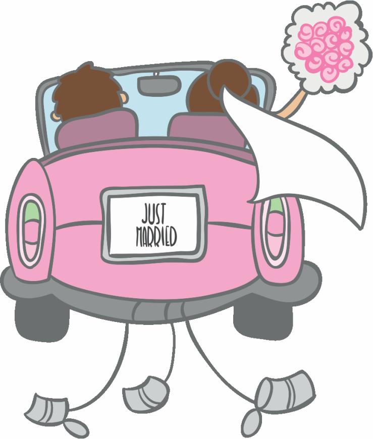 Just married car clipart png transparent stock ○‿✿⁀ I Do... ‿✿⁀○ | HᗩթթᎥԼᎽ Ꮛ۷Ꮛᖇ ᗩƒɬᏋᖇ | Pinterest ... png transparent stock