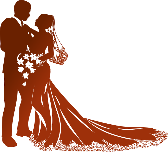 Clipart money for the bride and groom honeymoon vector transparent stock Download Wedding Png Clipart HQ PNG Image | FreePNGImg vector transparent stock