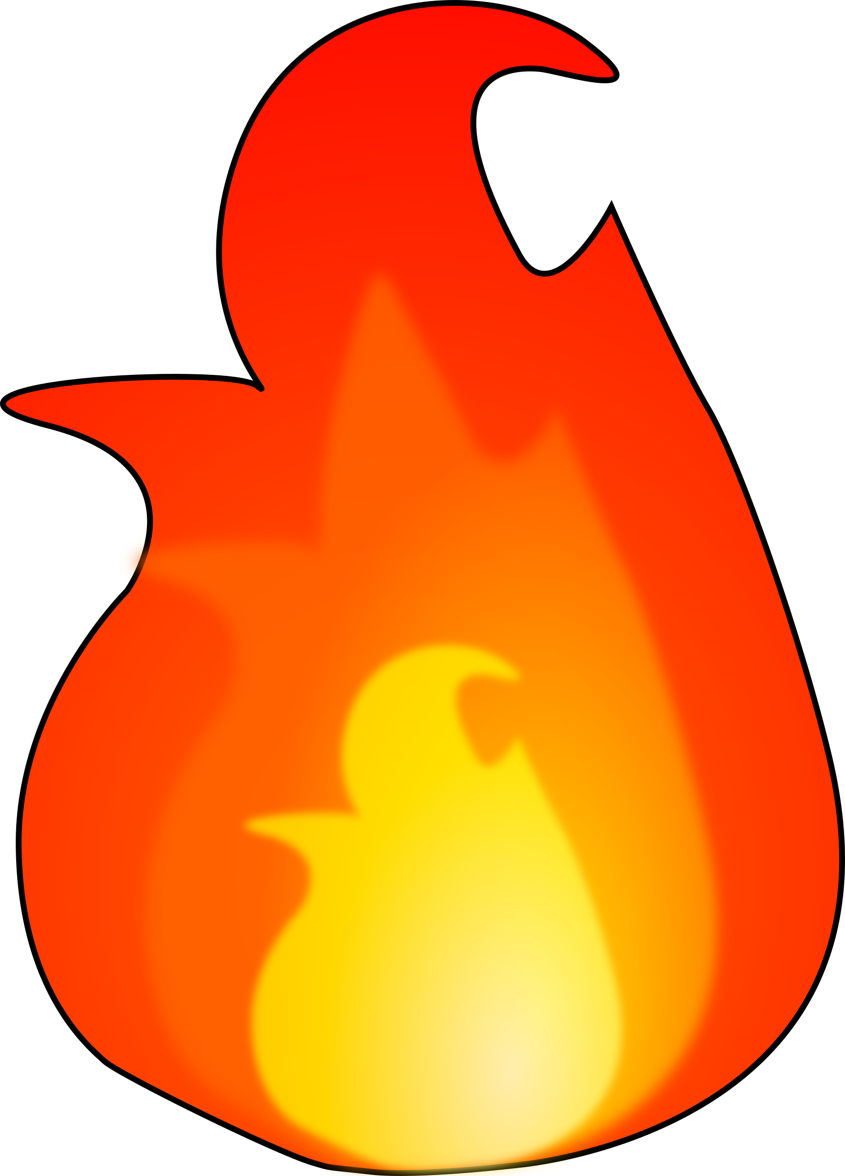 Money on fire clipart clip art freeuse stock Another Fire Flame Icons PNG - Free PNG and Icons Downloads clip art freeuse stock