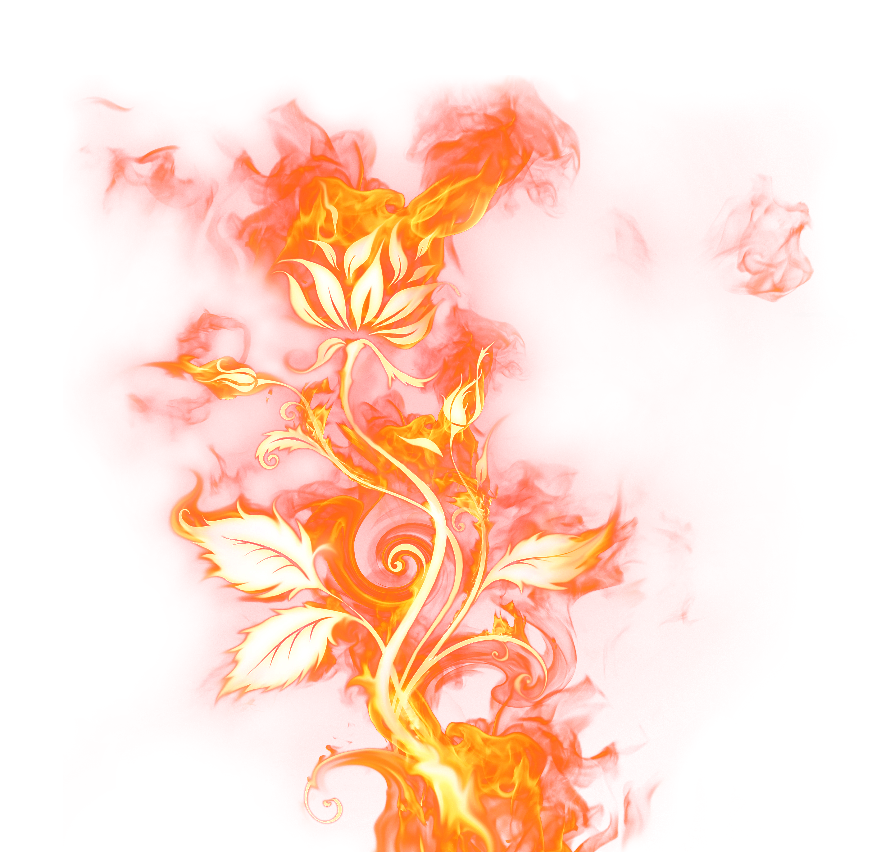Clipart money on fire clip transparent download Beautiful Rose of Fire PNG Clipart Picture | Gallery Yopriceville ... clip transparent download