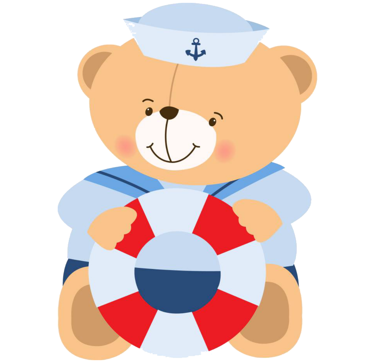 Money shower clipart png royalty free library sailor-bear-pretty-clipart-004.png (1280×1240) | imagenes ... png royalty free library